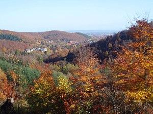 Hasserode - View of Upper Hasserode