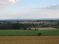 Blick von Jugendherberge nach Westkilver und Teutoburger Wald.jpg