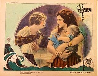 <i>The Blonde Saint</i> 1926 film