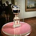 Blue Serpent Clock Egg Faberge (Monaco), 2016 by shakko.jpg