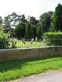 Blunsdon cemetery, beside Burytown Lane - geograph.org.uk - 1456243.jpg