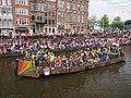 Boat 67 De Kasteelboot, Canal Parade Amsterdam 2017 foto 2.JPG