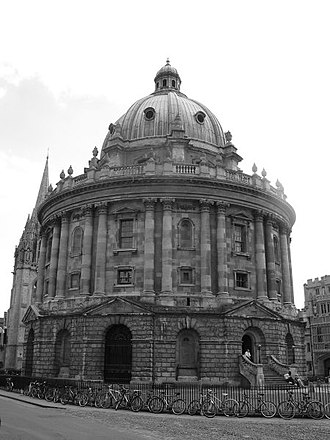 Radcliffe Square - Image: Bodleian library
