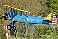 Boeing-Stearman PT-17 Kaydet '107 - N62658' (33726277393).jpg