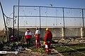 Boeing 737-800 crashed near Imam Khomeini international airport 2020-01-08 09.jpg