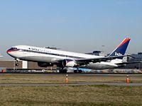N196DN - B763 - Delta Air Lines