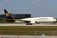 N341UP - B763 - UPS Airlines