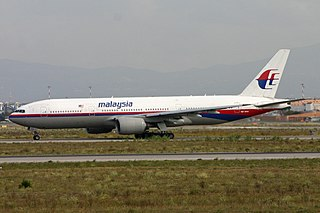 Malaysia Airlines Flight 17 Downing of a Malaysian civilian airliner by a missile on 17 July 2014