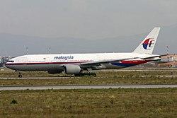 Премьер малайзии пиздит про боинг 777