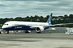 Boeing 787-10 test aircraft (35598123175) (cropped).jpg
