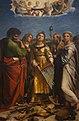 Bologna Pinacoteca Nazionale - Rafaël Santi (1483-1520) - Heilige Cecilia in extase met Paulus, Johannes (evangelist), Augustinus en Maria Magdalena - 26-04-2012 9-13-18.jpg