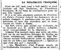 Bon mot de Louis Duchesne (1843-1922) dans Le Journal Amusant, n° 10 septembre 1921..jpg