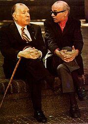 Borges ed Ernesto Sabato