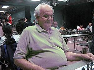 Borislav Ivkov - Ivkov in 2008