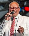 Bosse Andersson (sångare och trumpetare) 2015.jpg