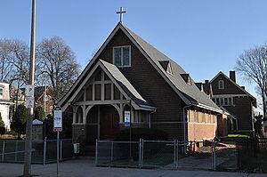 St. Mark's Episcopal Church (Boston, Massachusetts) - Image: Boston MA St Marks Episcopal Church