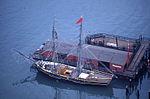 Boston Tea Party Museum, with Brig Beaver (8637746368).jpg