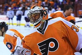 Brian Boucher American ice hockey goaltender
