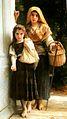 Bouguereau, Petites mendiantes, 1890 (5589766955).jpg