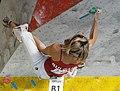 Boulder Worldcup Vienna 28-05-2010 quali-w072 Radka Petkova.jpg