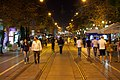 Boulevard Vitosha at night, Sofia PD 2012 15.jpg