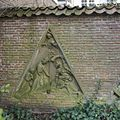 Bouwfragmenten - wimbergfragmenten afkomstig van de pandhof van de Domkerk - Wimbergreliëf 11, zuidvleugel pandhof, 5e travee vanaf het oosten - Utrecht - 20416129 - RCE.jpg