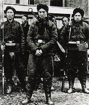 Yellow Peril - Yellow Peril xenophobia arose from the armed revolt of the Society of the Righteous and Harmonious Fists (the Boxers) to expel European colonists from China, during the Boxer Rebellion (August 1899 – September 1901)