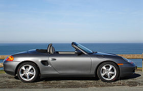 Image illustrative de l'article Porsche Boxster