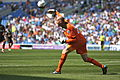 Brad Friedel throw Brighton v Spurs Amex Opening 30711.jpg