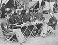 Brady, Mathew B. - Eine Gruppe von Offizieren der Kavallerie (Zeno Fotografie).jpg