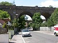 Branksome, railway viaducts - geograph.org.uk - 1367003.jpg
