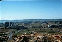 Brasília in 1975