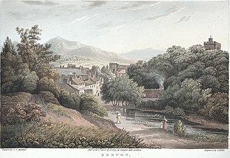 Brecon - Brecon, 1823