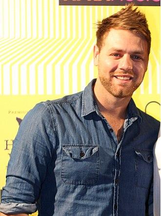 Brian McFadden - McFadden in 2012