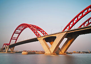 Humen Pearl River Bridge
