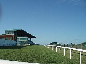Brighton Racecourse - Image: Brighton Racecourse geograph.org.uk 1333958