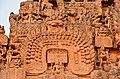 Brihadishwara Temple, Dedicated to Shiva, built by Rajaraja I, completed in 1010, Thanjavur (169) (23645405728).jpg