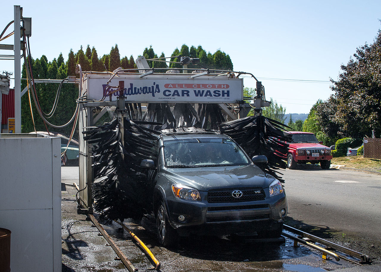 Car Wash Equipment Shop