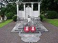 Bromhead memorial with wreaths.jpg