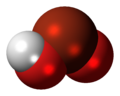 Bromous acid molecule spacefill.png