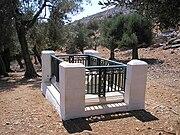 Brooke's grave P8170206