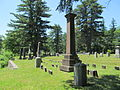 Brookfield Cemetery, June 2012, Brookfield MA.jpg