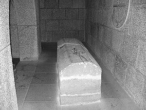 Gertrude of Brunswick - Tomb at Brunswick Cathedral