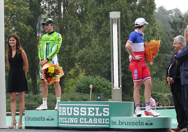 Bruxelles - Brussels Cycling Classic, 6 septembre 2014, arrivée (B15).JPG