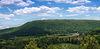 Buck Mountain in Black Creek Township, Luzerne County, Pennsylvania.jpg