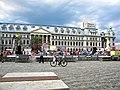 Bucuresti, Romania. Piata Universitatii. UNIVERSITATEA BUCURESTI. (B-II-m-A-18674). B-FIT IN THE STREET 2018 (2).jpg