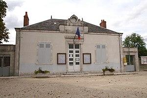Bucy-Saint-Liphard - The town hall in Bucy-Saint-Liphard