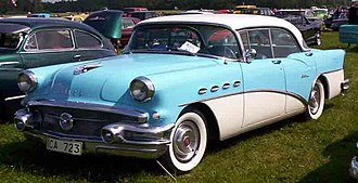 Buick Century - 1956 Buick Century 4-Door Riviera