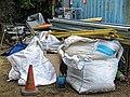 Building materials boneyard, Crouch End, London.jpg