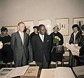 Bundesarchiv B 145 Bild-F011981-0006, Frankfurt-Main, Staatspräsident von Senegal.jpg